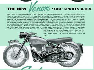 56 velocette detail 2