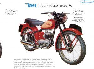 BSA 1960 detail 2