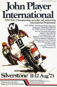 1973 John Player Norton