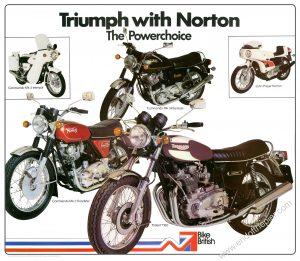 1975 NVT powerchoice poster