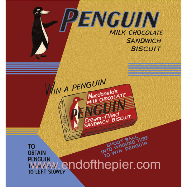Win a Penguin Backflash
