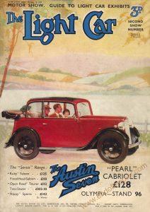 Austin Seven Pearl